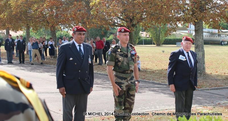 St MICHEL 1er RCP Pamiers - Hommage aux morts des 1er RCP et 9ème RCP Img_3340
