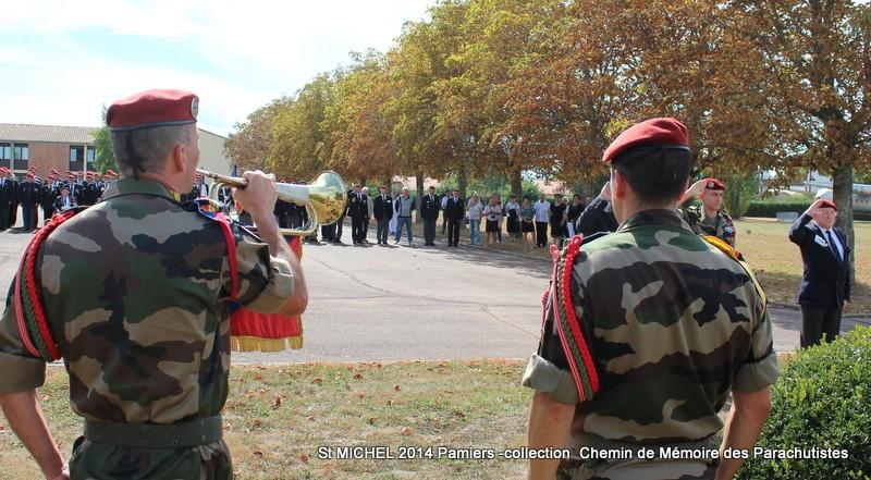 St MICHEL 1er RCP Pamiers - Hommage aux morts des 1er RCP et 9ème RCP Img_3343