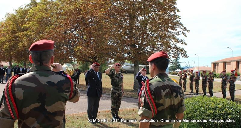 St MICHEL 1er RCP Pamiers - Hommage aux morts des 1er RCP et 9ème RCP Img_3344