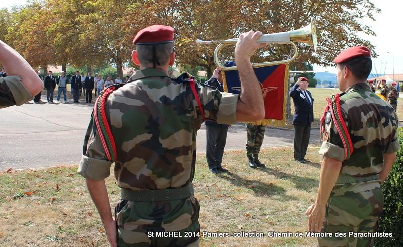 St MICHEL 1er RCP Pamiers - Hommage aux morts des 1er RCP et 9ème RCP Img_3345