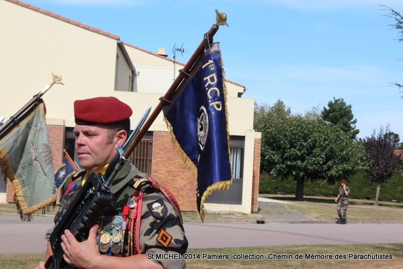 St MICHEL 1er RCP Pamiers - Hommage aux morts des 1er RCP et 9ème RCP Img_3349