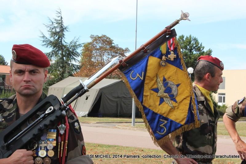 St MICHEL 1er RCP Pamiers - Hommage aux morts des 1er RCP et 9ème RCP Img_3350