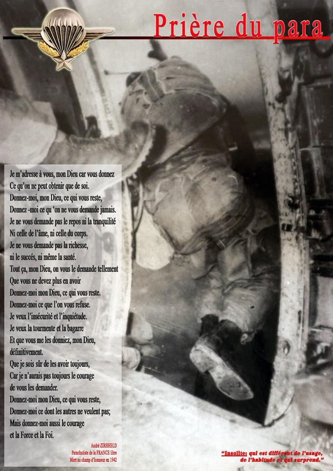 27 juillet 1942 André Zirnheld 1er officier parachutiste tombé au champ d'honneur en Cyrénaïque (Lybie). Zirnhe10