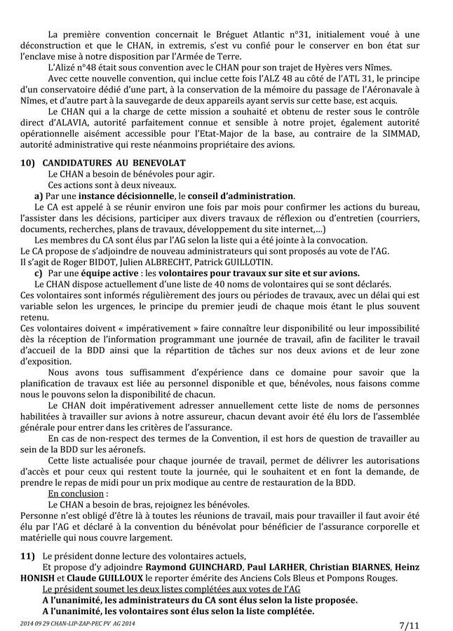 [Associations anciens marins] C.H.A.N.-Nîmes (Conservatoire Historique de l'Aéronavale-Nîmes) - Page 2 2014_044