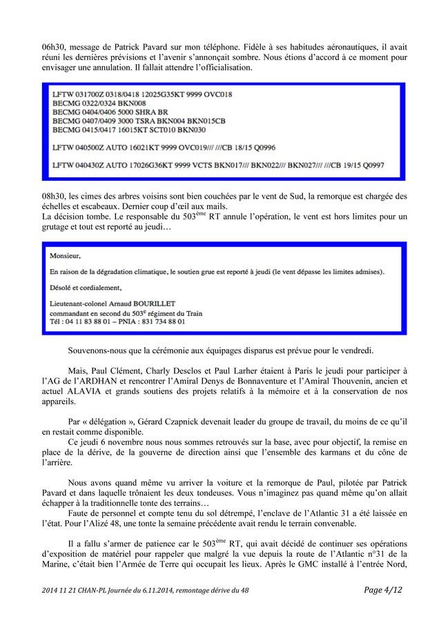 [Associations anciens marins] C.H.A.N.-Nîmes (Conservatoire Historique de l'Aéronavale-Nîmes) - Page 3 2014_113