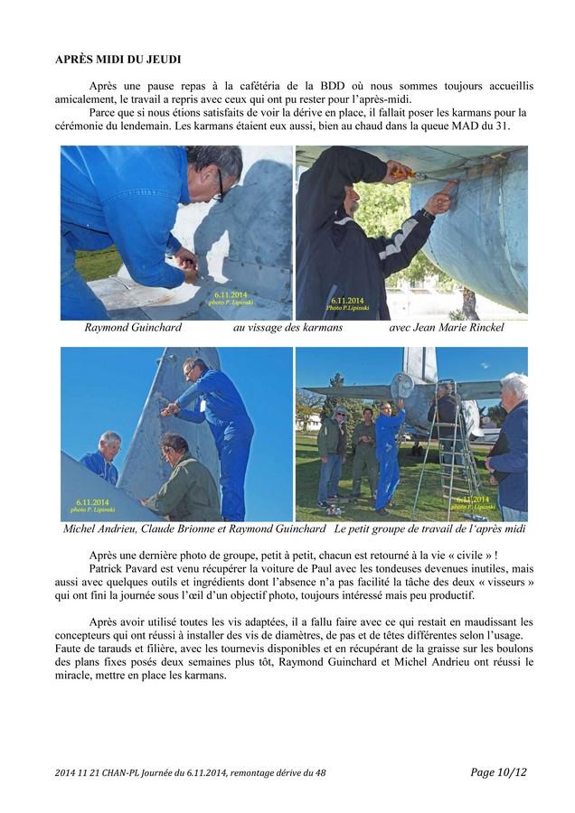 [Associations anciens marins] C.H.A.N.-Nîmes (Conservatoire Historique de l'Aéronavale-Nîmes) - Page 3 2014_119