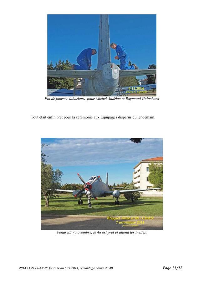 [Associations anciens marins] C.H.A.N.-Nîmes (Conservatoire Historique de l'Aéronavale-Nîmes) - Page 3 2014_120