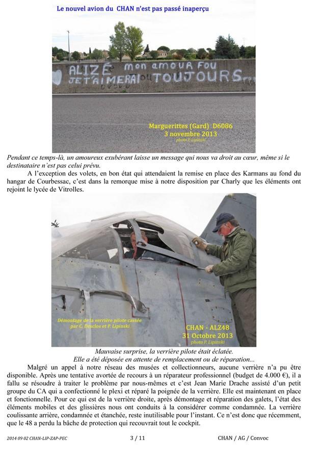 [Associations anciens marins] C.H.A.N.-Nîmes (Conservatoire Historique de l'Aéronavale-Nîmes) - Page 2 Cham0012