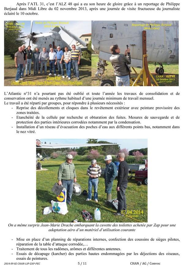 [Associations anciens marins] C.H.A.N.-Nîmes (Conservatoire Historique de l'Aéronavale-Nîmes) - Page 2 Cham0015