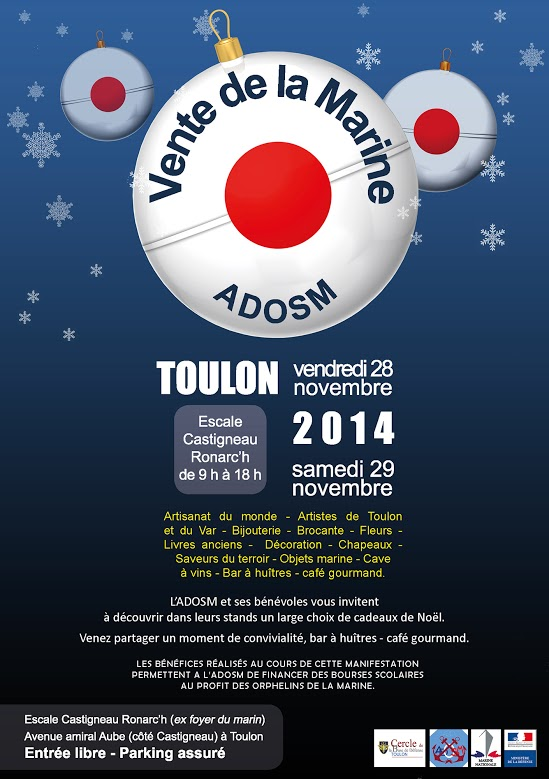 [ Associations anciens Marins ] ADOSM Toulon 2014 Flyer-10