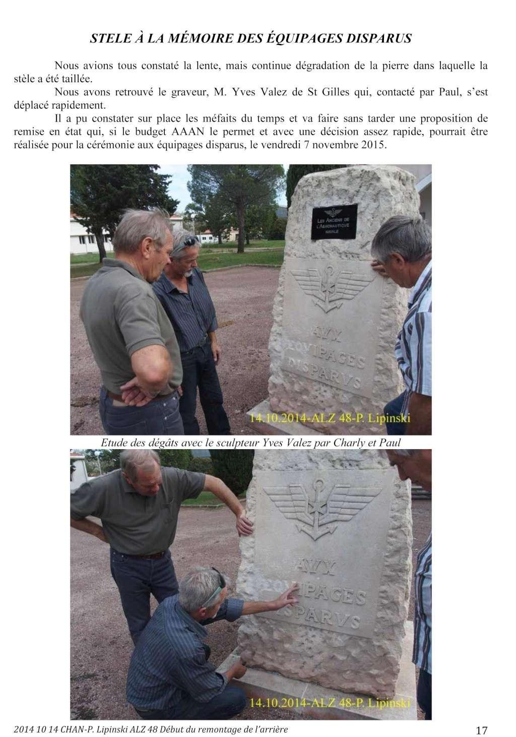 [Associations anciens marins] C.H.A.N.-Nîmes (Conservatoire Historique de l'Aéronavale-Nîmes) - Page 3 Tylych27