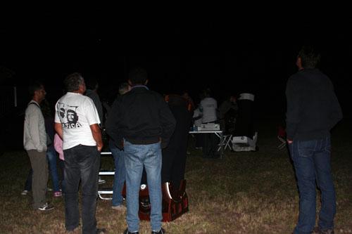 Nuit des Etoiles vendredi 1er août 2014 à Parempuyre 1045