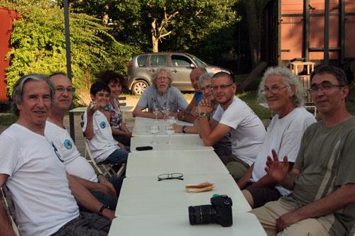 Nuit des Etoiles dimanche 3 août 2014 à Sabres 344
