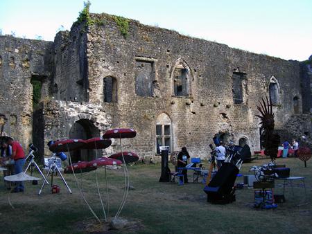 Animation au Château de Villandraut le 3 août 2013 419