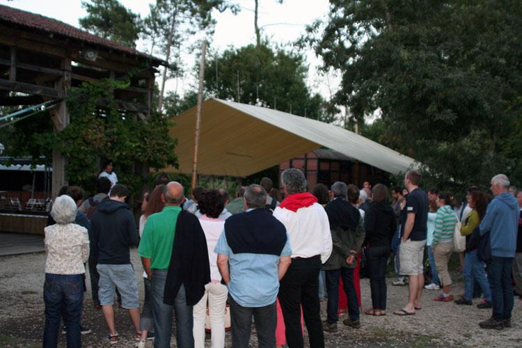 Nuit des Etoiles dimanche 3 août 2014 à Sabres 545