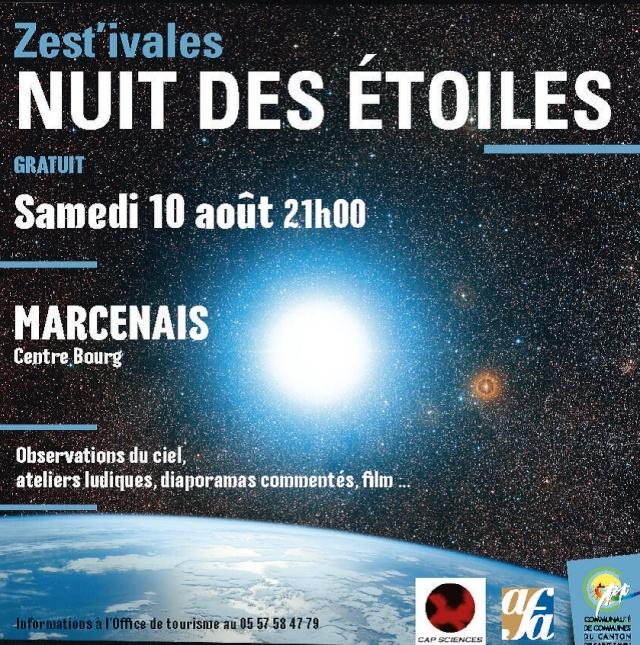Nuit des Etoiles samedi 10 août 2013 à Marcenais Image010