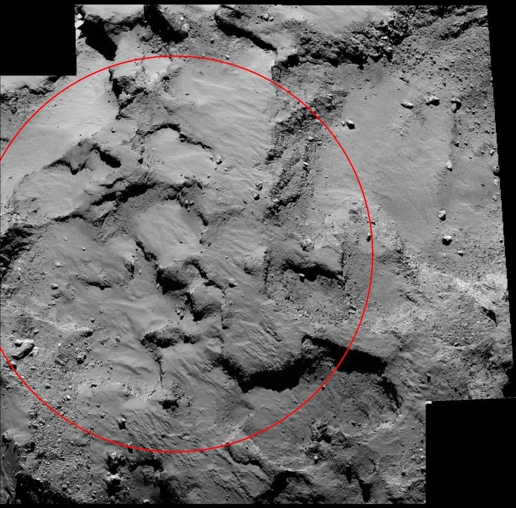 L'actualité de Rosetta Philae11