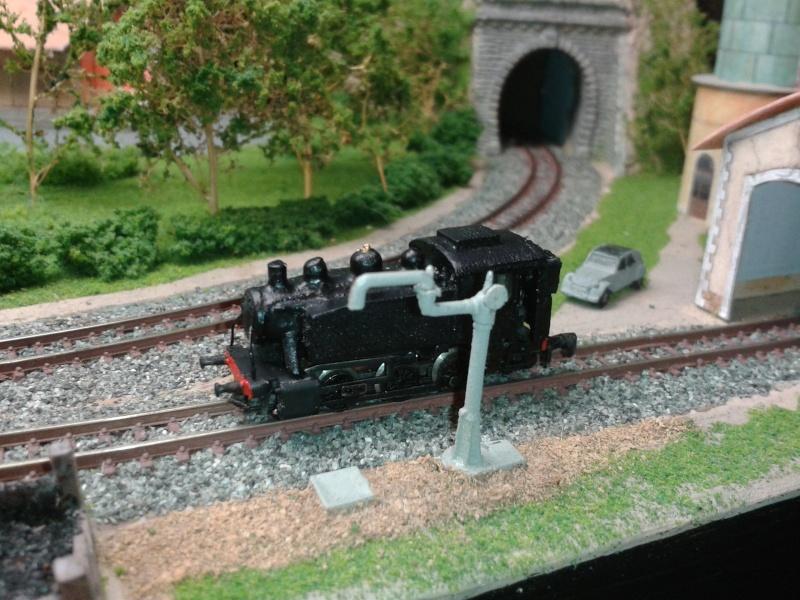 [TJ-Modeles] Grue hydraulique à col tournant type SEM49 - SNCF 2014-041