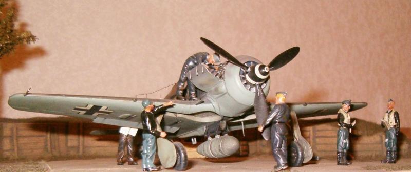 Diorama Fw 190 A8/R8 2006-013