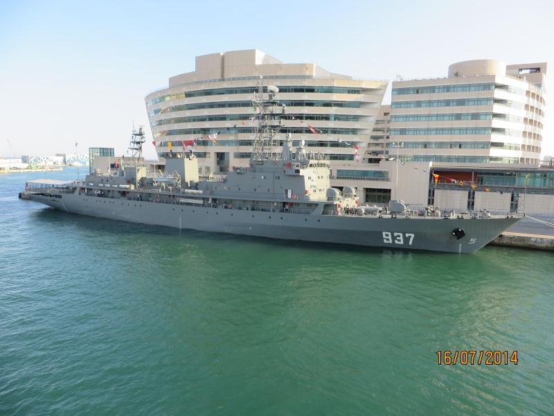 [nouvelles & photos] La Marine Royale Marocaine - Page 9 Img_0310