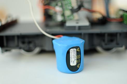 """Décodeurs avec """"super-condensateurs""""...? Condo10"""