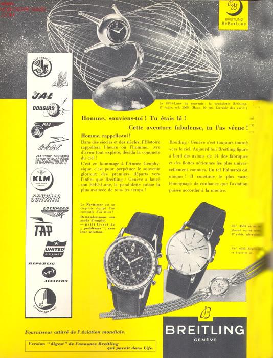 Breitling - Ce n'est pas une montre mais c'est une Breitling ... Breitl11