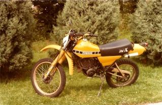DTMX 125cc Membres / Modèles endurisés Dtmx210