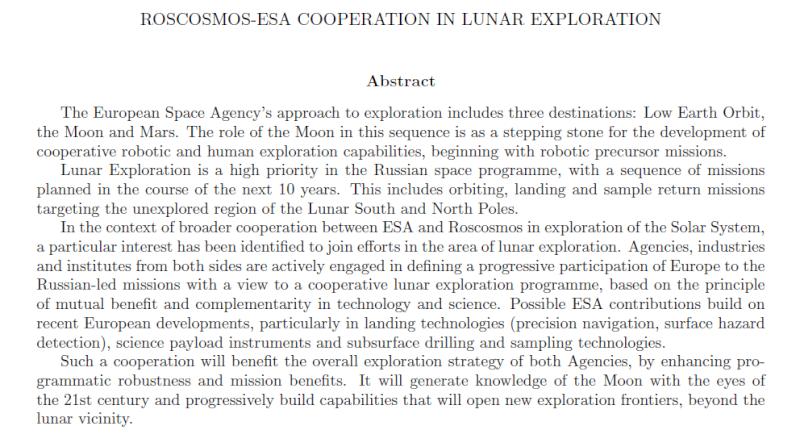 L'Europe vers une participation aux projets lunaires russes? Captur10