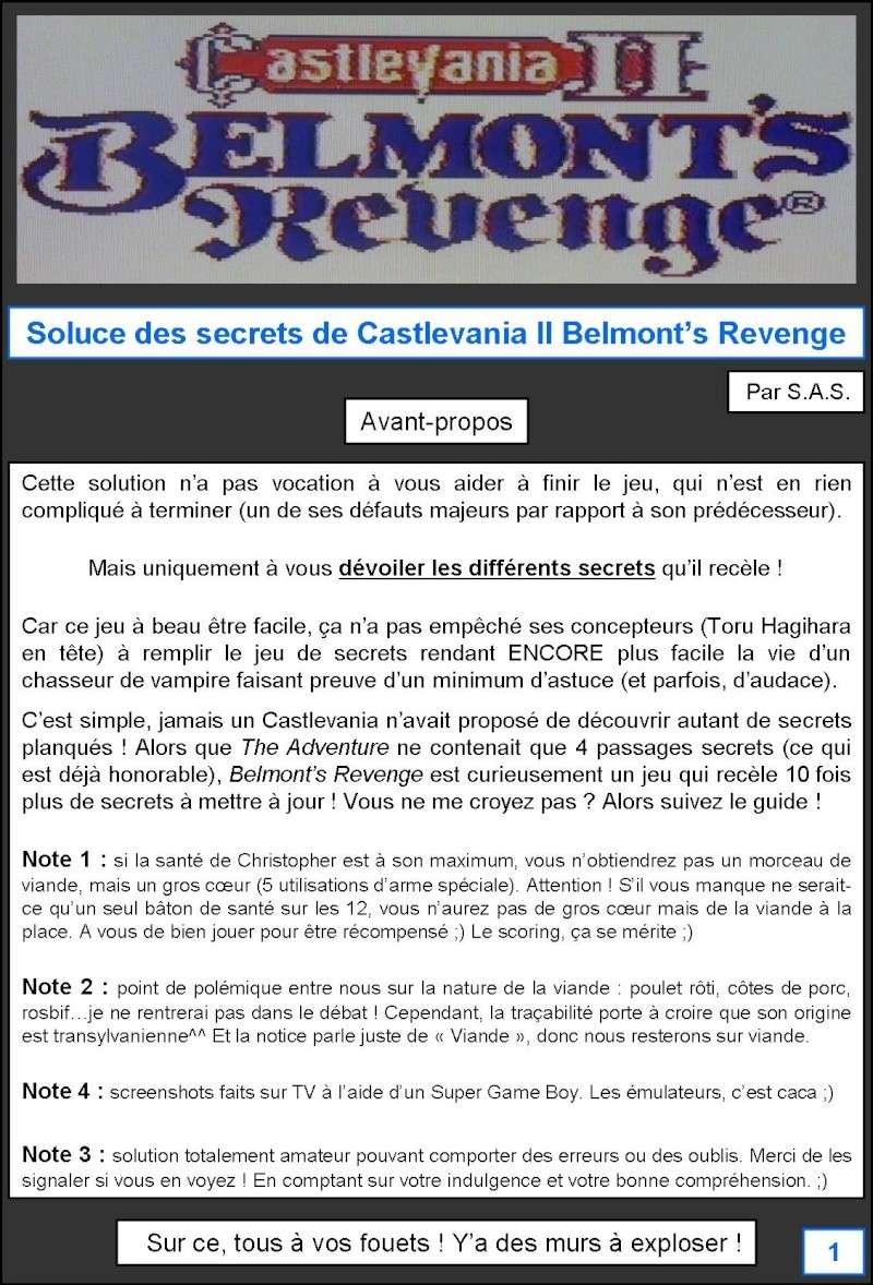 Concours Belmont's Revenge ! - Page 3 Belmon10