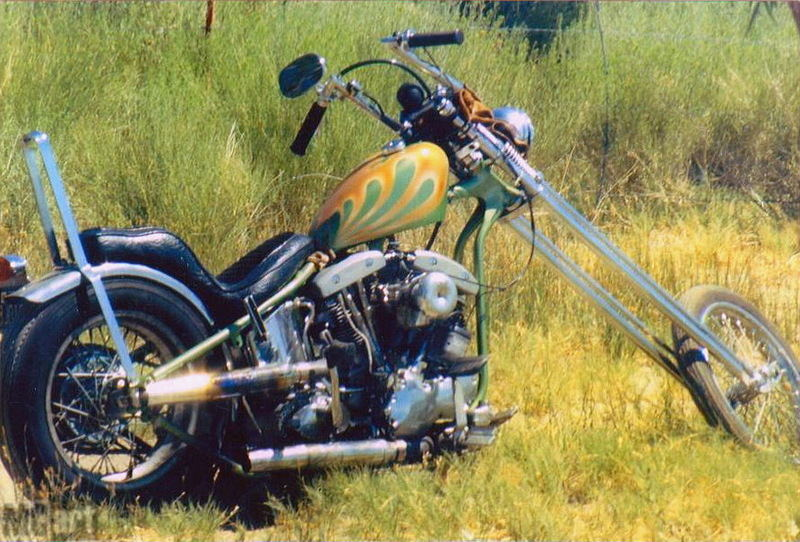 Choppers  galerie - Page 2 Posta201