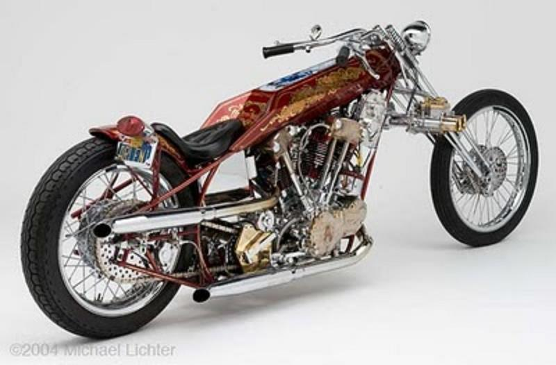 "Harley Davidson Hardtail Custom ""Cool Bob"" (Revell) [WIP] - Page 6 Posta263"