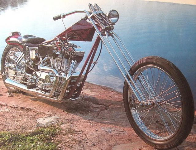 Diggers & Low Riders Choppers Postas74