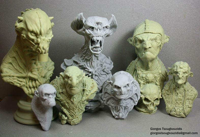 Les sculptures du net  10494910