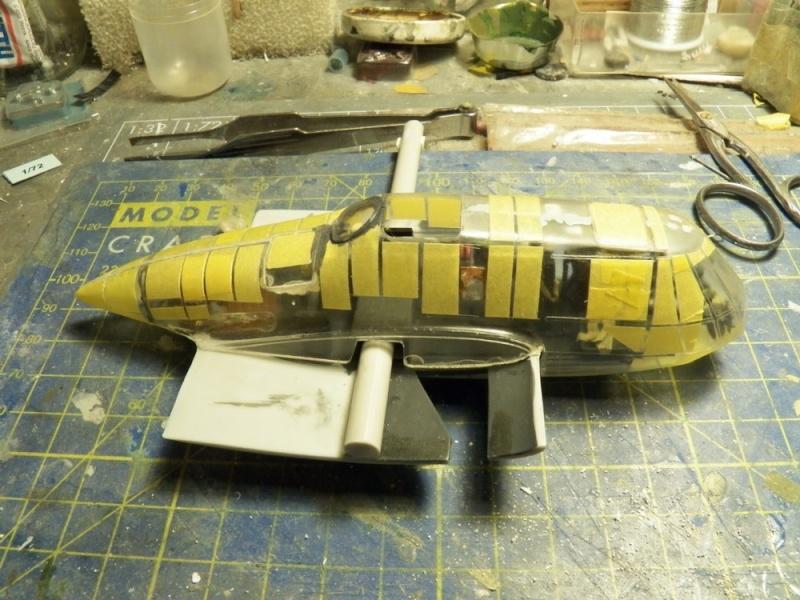 Blohm u. Voss BV 141 B-1, HiPM, 1/48   101_1715