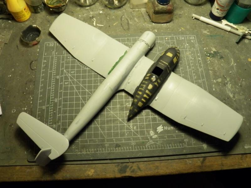Blohm u. Voss BV 141 B-1, HiPM, 1/48   101_1811