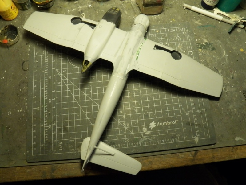 Blohm u. Voss BV 141 B-1, HiPM, 1/48   101_1812