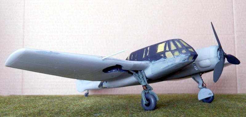 Blohm u. Voss BV 141 B-1, HiPM, 1/48   101_1825