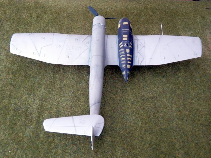 Blohm u. Voss BV 141 B-1, HiPM, 1/48   101_1827