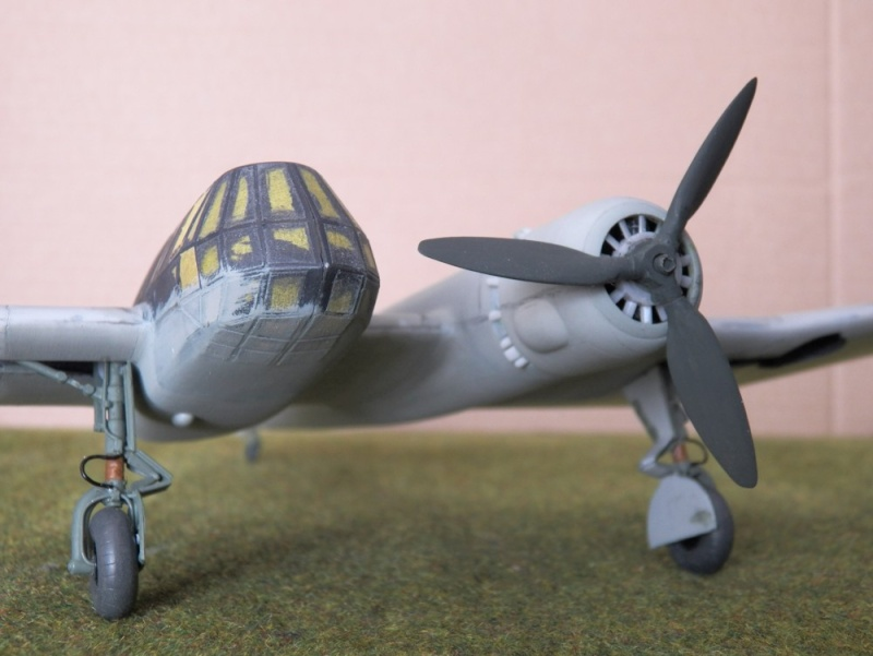 Blohm u. Voss BV 141 B-1, HiPM, 1/48   101_1831