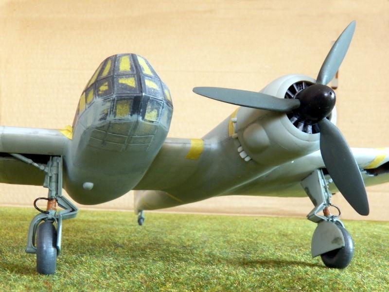 Blohm u. Voss BV 141 B-1, HiPM, 1/48   101_1838
