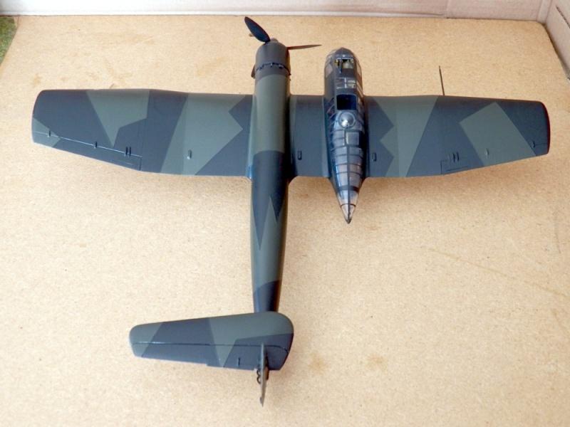 Blohm u. Voss BV 141 B-1, HiPM, 1/48   Bv_14126