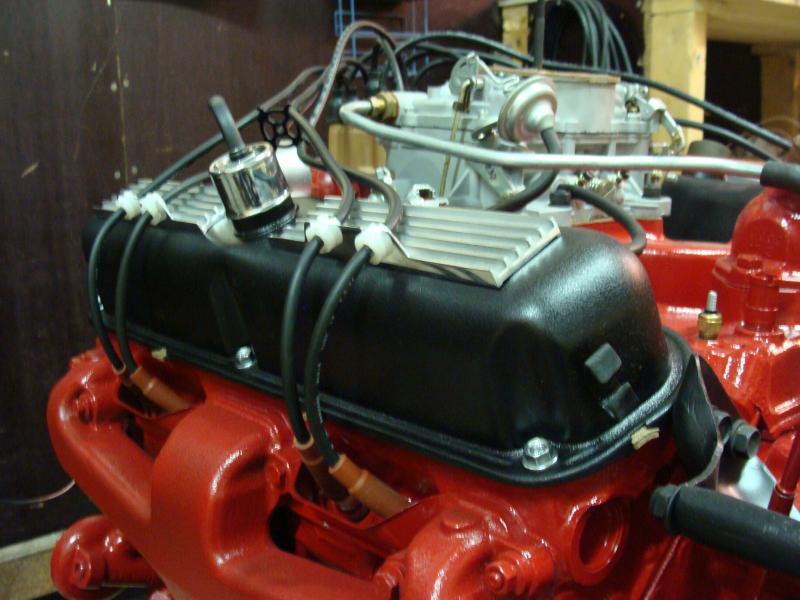 Les Moteurs V8 : le Plymouth 273 Commando Attach12
