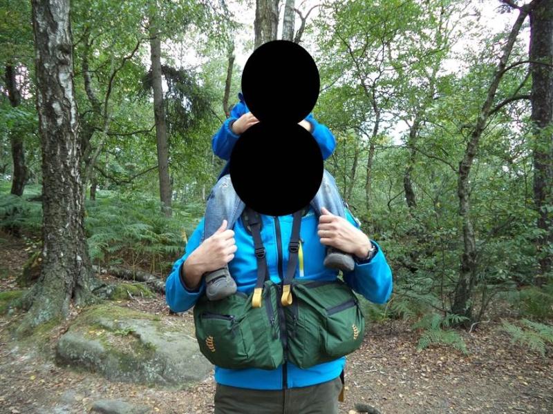 [Test] Système de portage frontal Ribz Ribz410