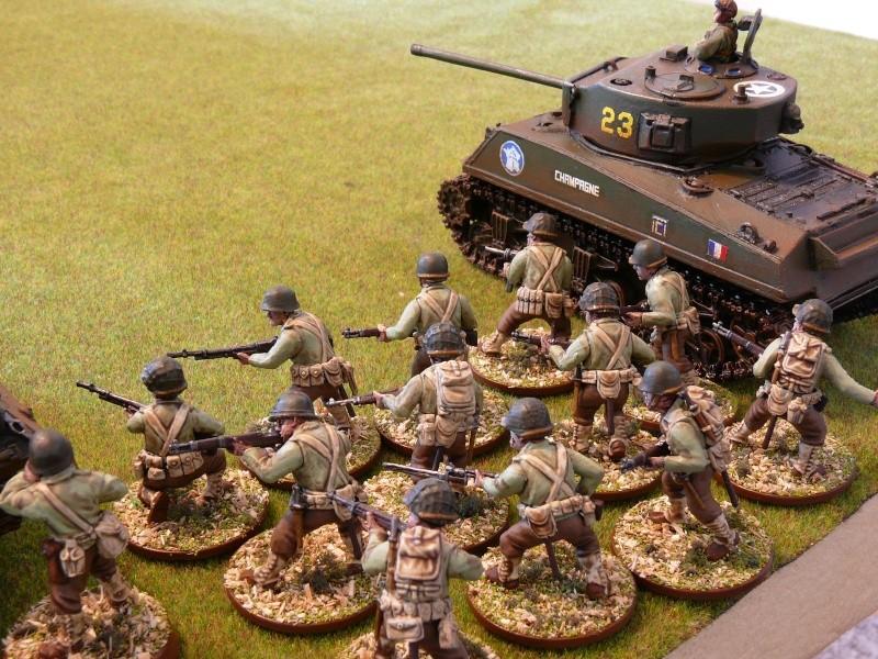 Contre-attaque Allemande à Mortain, août 1944. P1240815