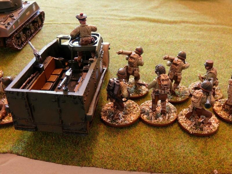 Contre-attaque Allemande à Mortain, août 1944. P1240817