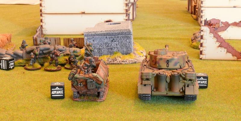 Contre-attaque Allemande à Mortain, août 1944. P1240824