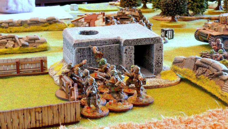 Contre-attaque Allemande à Mortain, août 1944. P1240912