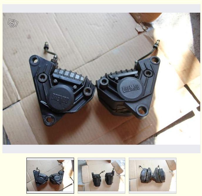 GSX 1100 ES Zorro Brembo10