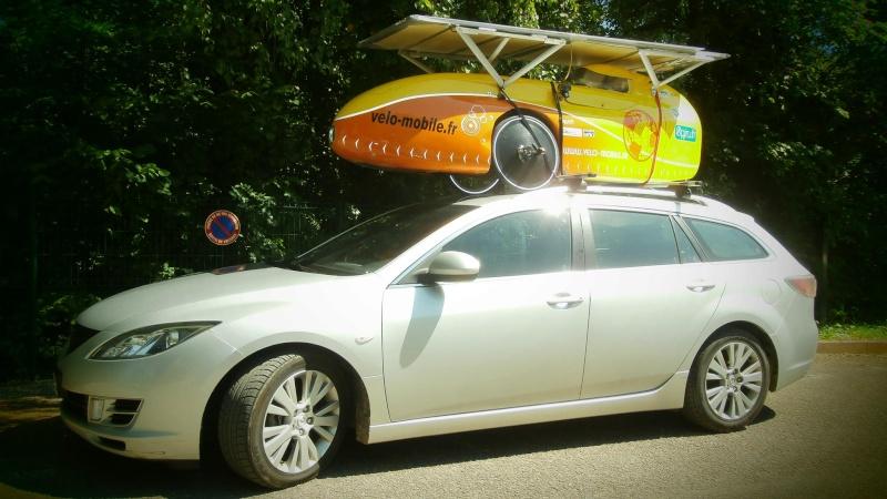 Transport de VM en voiture 10150810
