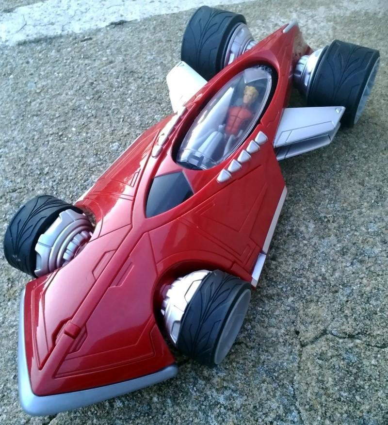 Hot Wheels Battle Force 5 Saber (Flippers + MASK) P_201412